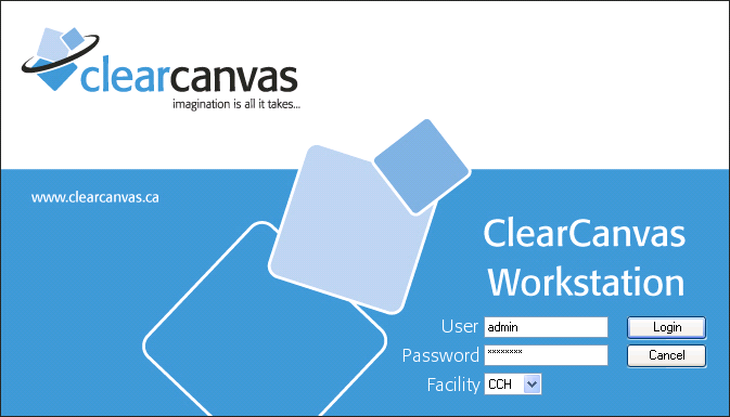 clearcanvas ris/pacs team edition